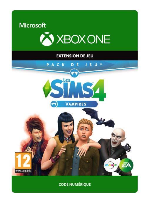 Code de téléchargement Les Sims 4 : Vampires Xbox One