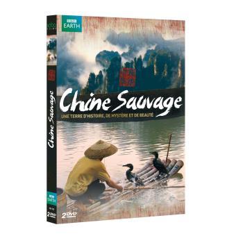 Chine sauvage DVD
