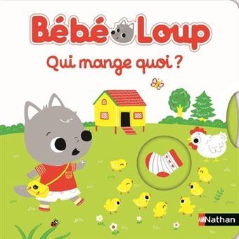 Bébé Loup Qui mange quoi ?