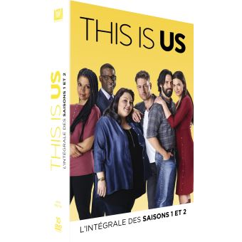This is UsThis is us/saison 1 a 2/coffret