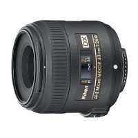 Objectif reflex Nikon AF-S DX Micro 40 mm f/2.8 série G