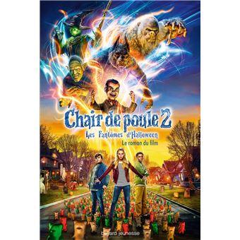 Chair De Poule Tome 2 Le Roman Du Film