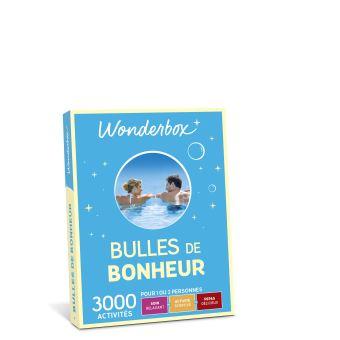 5 Sur Mini Coffret Cadeau Wonderbox Bulles De Bonheur Coffret