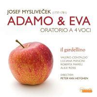 ADAMO   EVA ORATORIO A 4