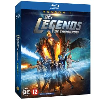 DC's Legends of TomorrowLegends of tomorrow/saison 1