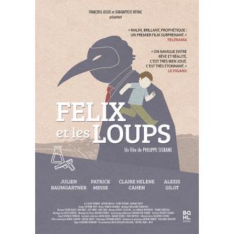 Félix et les loups DVD