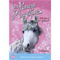 Les poneys magiques - numéro 2 Un voeu très spécial