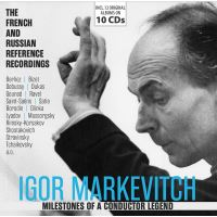 Igor Markevitch: Milestones of Conductor Legend - 10CD