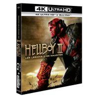 Hellboy II : Les légions d'or maudites Blu-ray 4K Ultra HD