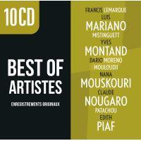 Coffret 10 CD Best Of Volume 4