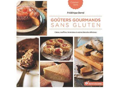 Goûters gourmands sans gluten
