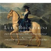 Boccherini-six quartets