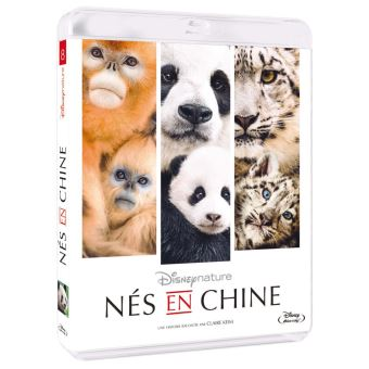 Nés en Chine Blu-ray