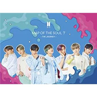 Map of The Soul 7 The Journey Type B