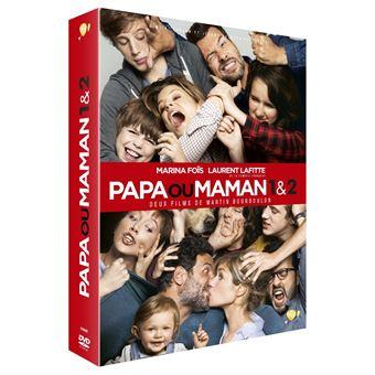 Papa ou MamanPapa ou maman 2/papa ou maman/coffret