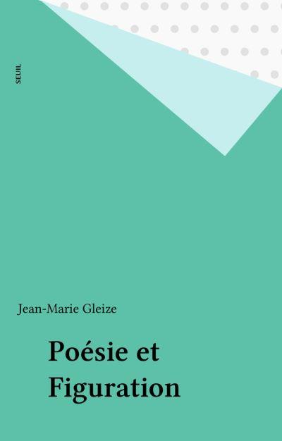 Poésie et Figuration - 9782021262483 - 8,99 €