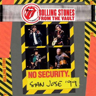From The Vaults : No Security San Jose 1999 DVD