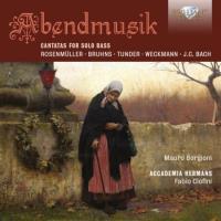 Abendmusik Cantates pour basse solo