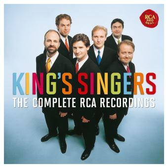 The Complete RCA Recordings Coffret Inclus un livret de 44 pages