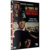 Le temps des vautours DVD