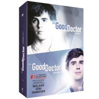 Coffret The Good Doctor Saisons 1 et 2 DVD