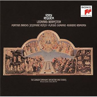 Verdi requiem reissue ltd