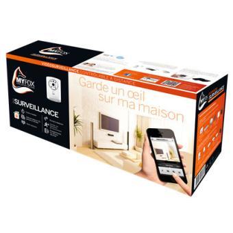 myfox pack hc2 domotique s curit achat prix fnac. Black Bedroom Furniture Sets. Home Design Ideas