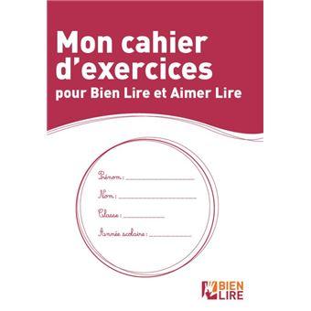 Mon Cahier D Exercices Pour Bien Lire Et Aimer Lire Cp Ce1 Broche Comte Chantal Cavalier Luna Achat Livre Fnac