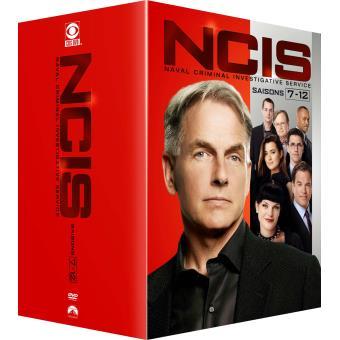 Ncis Saisons 7 à 12 Coffret Dvd Dvd Zone 2 Achat Prix Fnac