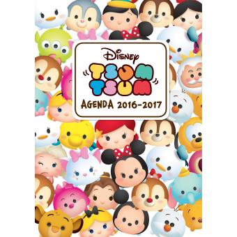 tsum tsum tsum tsum agenda 2016 2017 collectif broch achat livre fnac. Black Bedroom Furniture Sets. Home Design Ideas