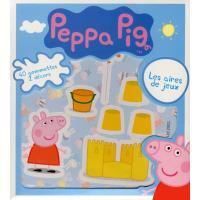 Peppa Pig Les aires de jeux