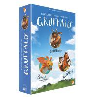 Coffret Les nouvelles histoires du Gruffalo DVD