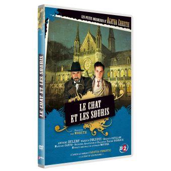Les petits meurtres d'Agatha ChristieLes petits meurtres d'Agatha Christie Le chat et les souris DVD