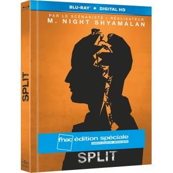 Split Digibook Collector Edition spéciale Fnac Blu-ray