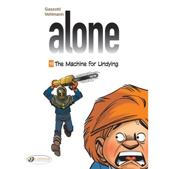 AloneThe Machine for Undying