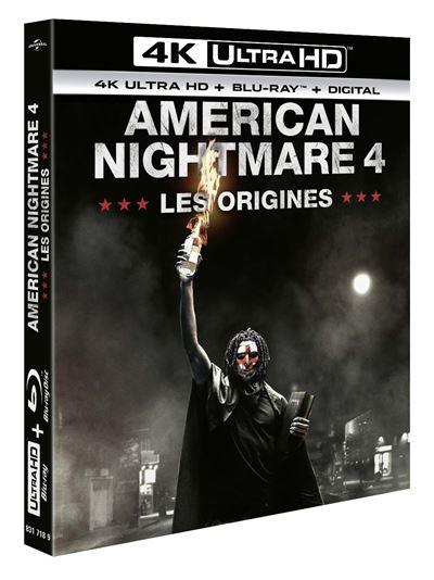 American Nightmare 4, les origines