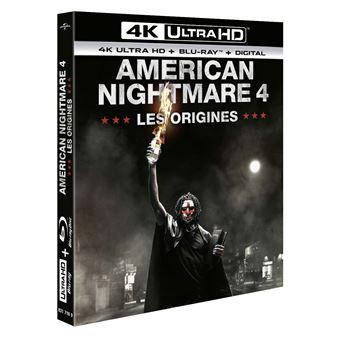 American NightmareAmerican Nightmare 4 Les Origines Blu-ray 4K Ultra HD