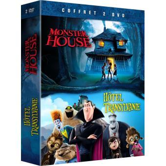 Hôtel TransylvanieHôtel Transylvanie - Monster House Coffret 2 DVD