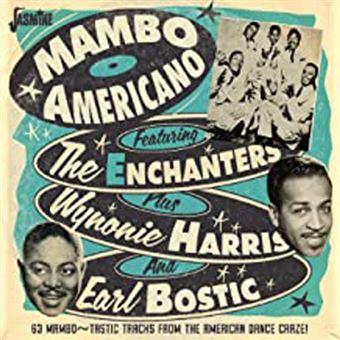 MAMBO AMERICANO.63 MAMBO-TASTIC/2CD