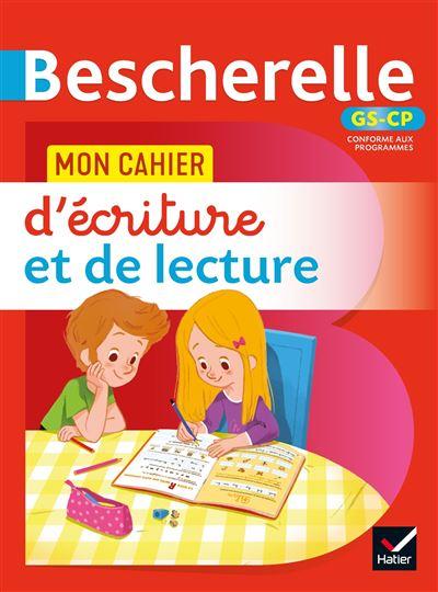 Mon Cahier D Ecriture Et De Lecture Gs Cp Pdf Epub