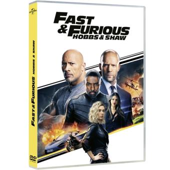 Fast and FuriousFast and Furious : Hobbs and Shaw DVD