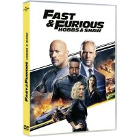 Fast and Furious : Hobbs and Shaw DVD