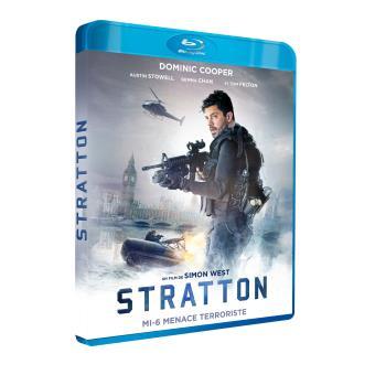 Stratton Blu-ray