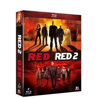 Red - Red 2 Coffret 2 Blu-Ray