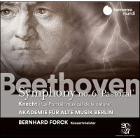 Beethoven: Symphony No. 6 Pastoral - CD