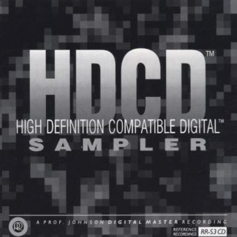 Hdcd Sampler 1