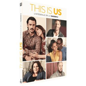 This is UsThis is Us Saison 3 DVD