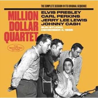 Million Dollar Quartet The Complete Session In Its Original Sequence