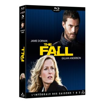 The FallCoffret The Fall Saisons 1 et 2 Blu-ray