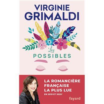 Nouveau roman Virginie Grimaldi